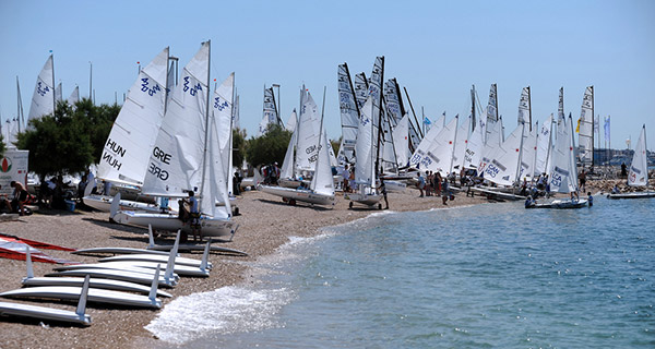 Sime Sokota / ISAF Youth Sailing