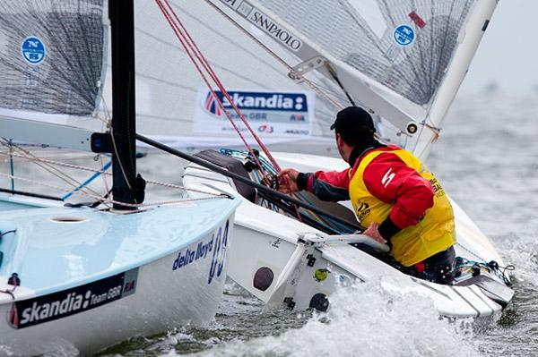 Finn-luokan voittaja, Kroatian Ivan Kljakovic Gaspic