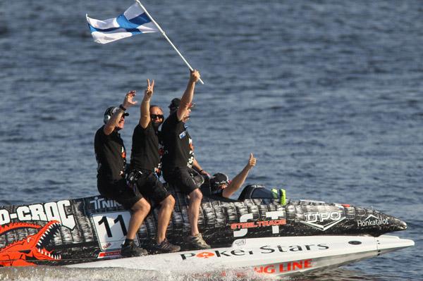 Seliö Pietarin voittoon 11.7.2010